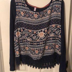 Target blouse XL